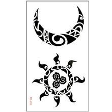 Soleil De Tatouage Art Promotion Achetez Des Soleil De