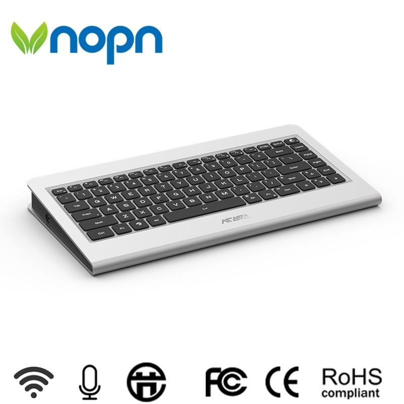 Новый ПК все в одном клавиатура ПК мультимедиаплеер, Предустановленная Windows 10 OS HD graphics Z3735F четырехъядерный 1,33 ГГц настольный компьютер