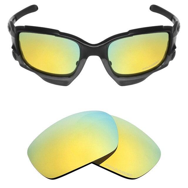 8988974fba4a5 Mryok + POLARIZADA Lentes de Reposição para o Jawbone Oakley óculos de Sol  Resistir À Água