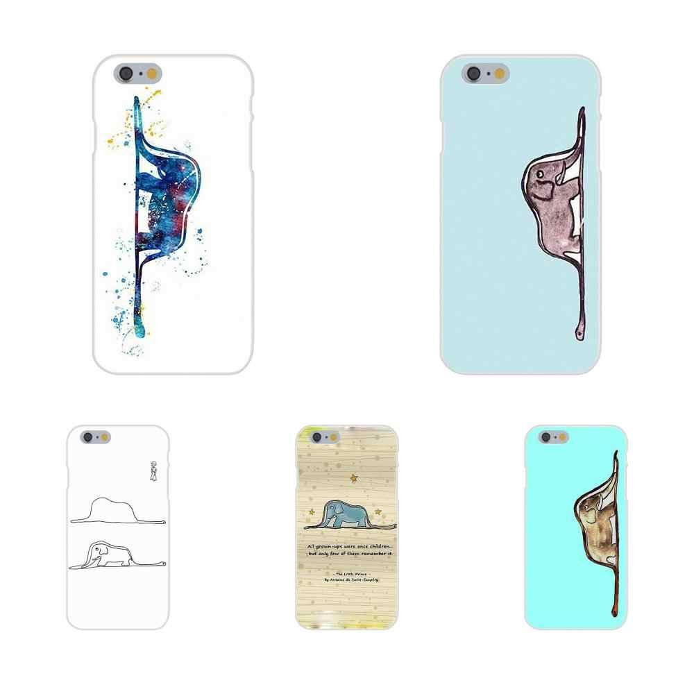 Роскошный классный чехол для телефона Little Prince Elephant Xiaomi Note 3 4 Mi3 Mi4 Mi4C Mi4i Mi5 Mi 5S 5X 6 6X A1