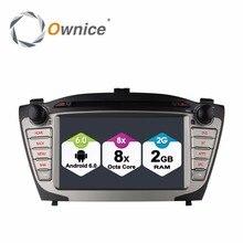1024X600 Android 6.0 Quad / 8 Octa Core 2GB RAM 4G LTE WIFI Car DVD Player for Hyundai IX35 Tucson 2009-2014 Radio GPS Navi