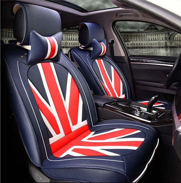 Car Seat Pad Cushion Covers Luxury Whole Surrounded Sport Interior Accessories
