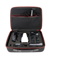 Dji mavic air case 숄더 백 보관 가방 백팩 dji mavic air quadrotor 및 액세서리 용 drones box