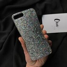 Glitter Girl Jelly Case Cover
