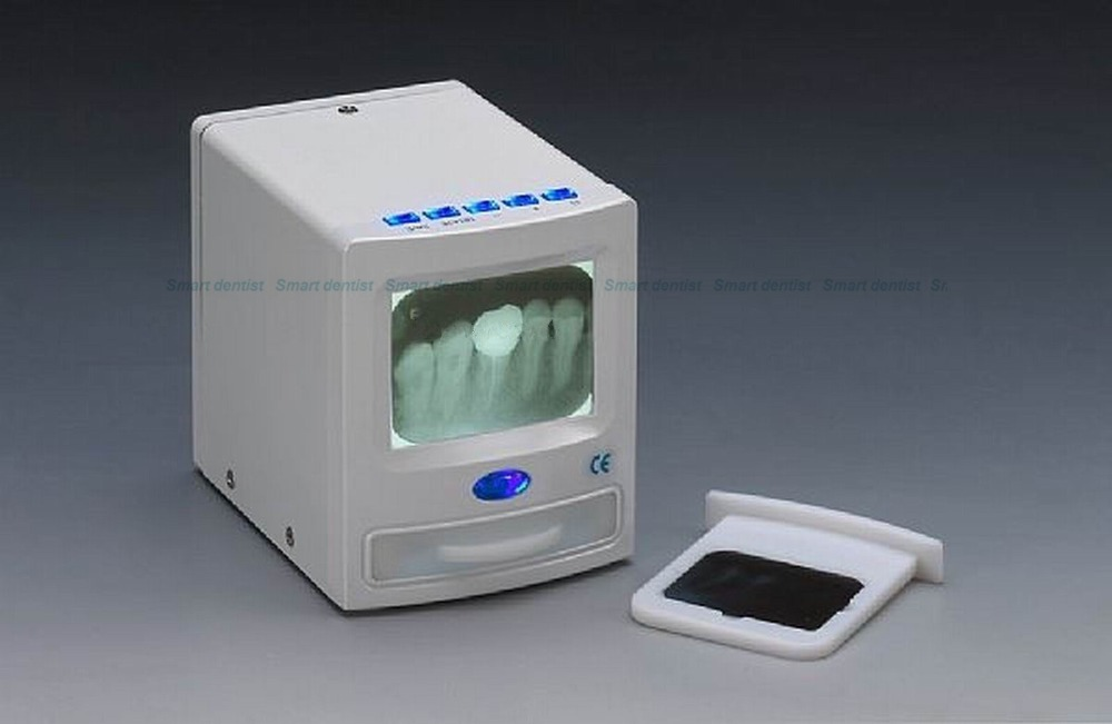 Dental X Ray Film Viewer Scanner Reader image 2.5inch LCD VIDEO SD card