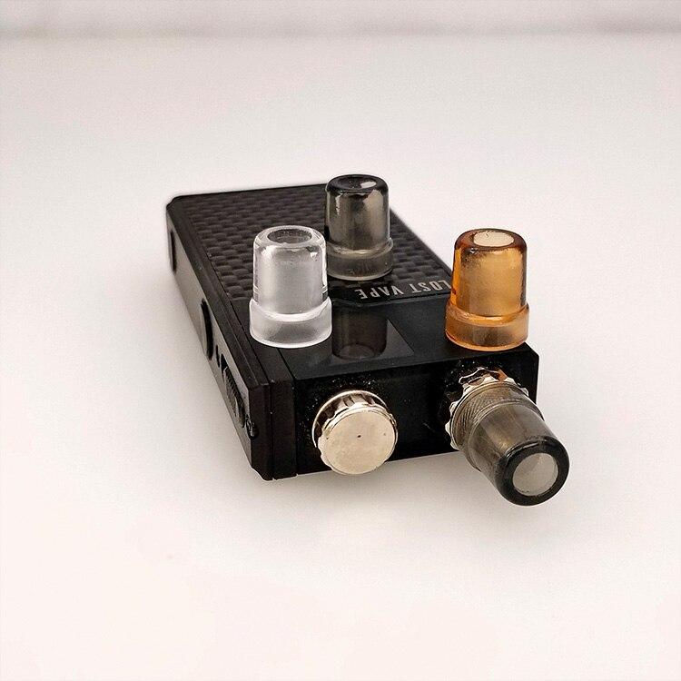 1PC Plastic Drip Tip For Lost Vape Orion Vape Tip Mouthpiece Electronic Cigarette Accessory