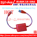 Free shipping Multiple USAM 3 IN 1 CABLE For Samsung (E700.D800.J750) for Ns pro box unlock , repair , flashing