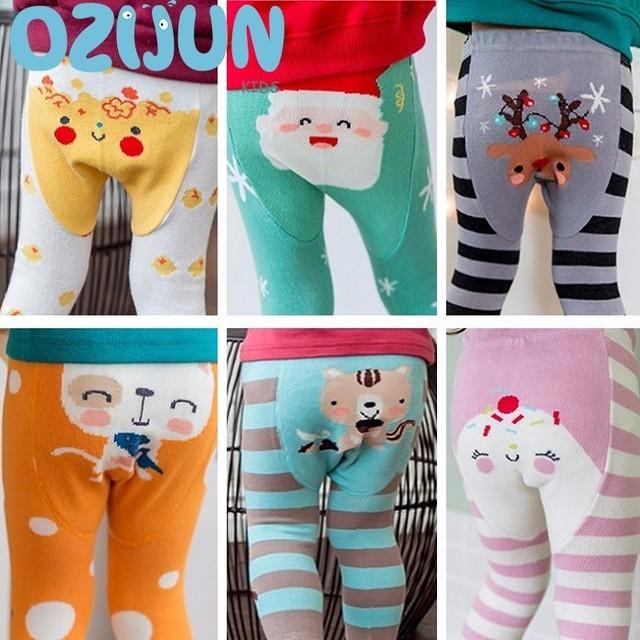 d0ca8170b 0 4Y Autumn Winter Big Crotch Ankle Length Baby Girls Boys Pants ...