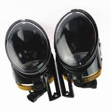 SCJYRXS For Passat B6 3C 1 Pair Left Right Front Halogen Lights Convex Lens Fog Lamp 3CD 941 699 3CD 941 700 3CD941699 3CD941700 все цены