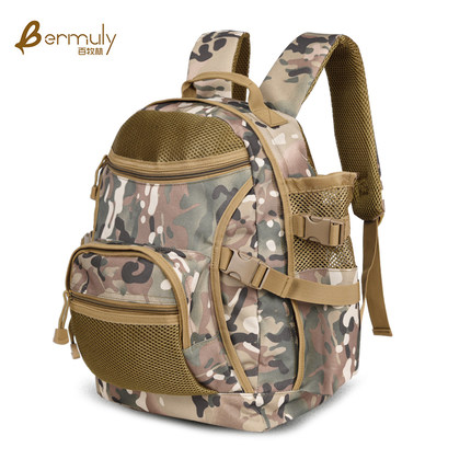 Brand New Fashion Travel Backpacks Zipper Soild Nylon Back Pack Daily Traveling Women men Shoulders Bag T0205