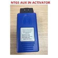 2019 COMAND ONLINE NTG5 AUX IN ACTIVATOR C GLC S V W205 X253 W222 W447 TV 무료 VIM