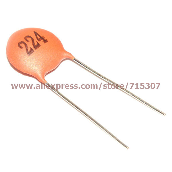 10 Pf Ceramic Disc Capacitor