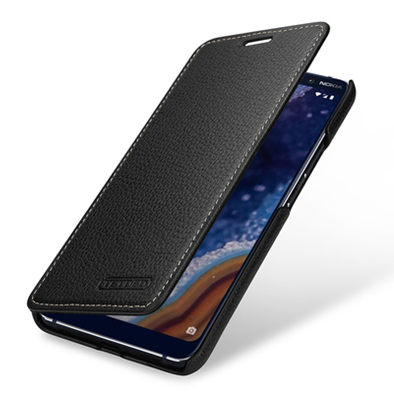 Genuine Leather Flip Case for NOKIA9 PureView Fashion Phone Shell Skin for NOKIA 9 PureView Coque capa Luxury Cover
