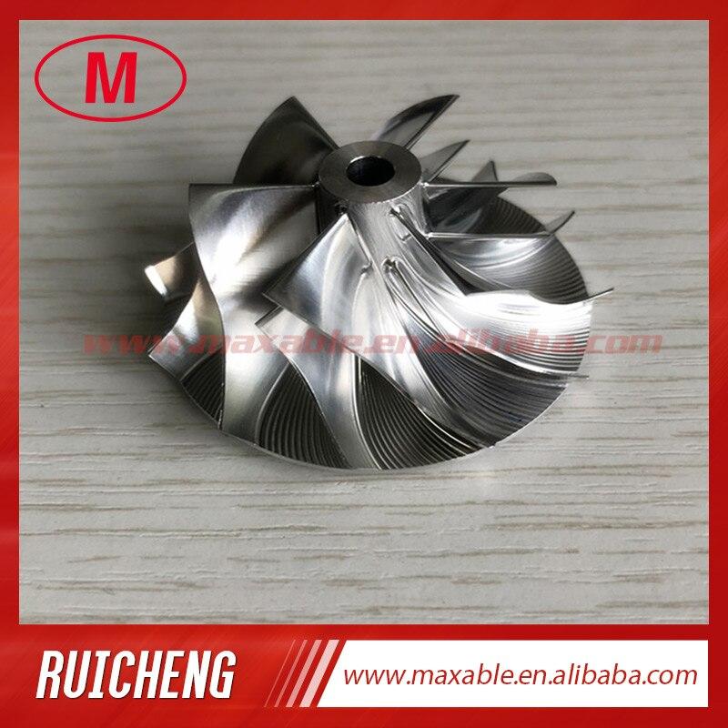 TF035 13T TF035HL 13TK3 4 0 6 6 blades 38 35 51 00mm high performance Turbo