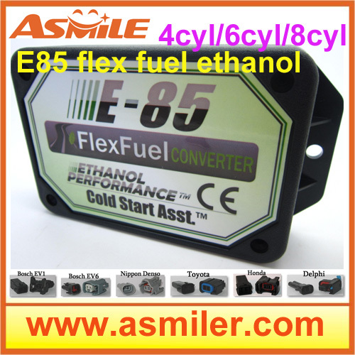 Hot Sale 4cyl DLP (plastic Case) - Cold Start Asst., Ethanol Superethanol E85, Kit Bioethanol, Kit E85
