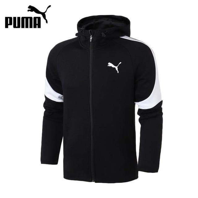 Original New Arrival 2018 PUMA Evostripe Core FZ Hoody Men's jacket Hooded Sportswear