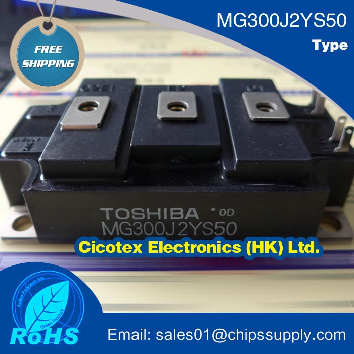 MG300J2YS50 IGBT Power ModuleMG300J2YS50 IGBT Power Module