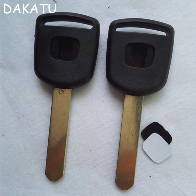 DAKATU For honda key shell 2.4 Replacement Car Key Case Shell For Honda Accord FIT CRV Civic SPIRIOR