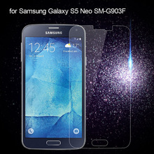 For Samsung S5 Neo G903F Screen Protector 0.3mm Tempered Glass Screen Protector Film for Samsung Galaxy S5 Neo SM-G903F Guard