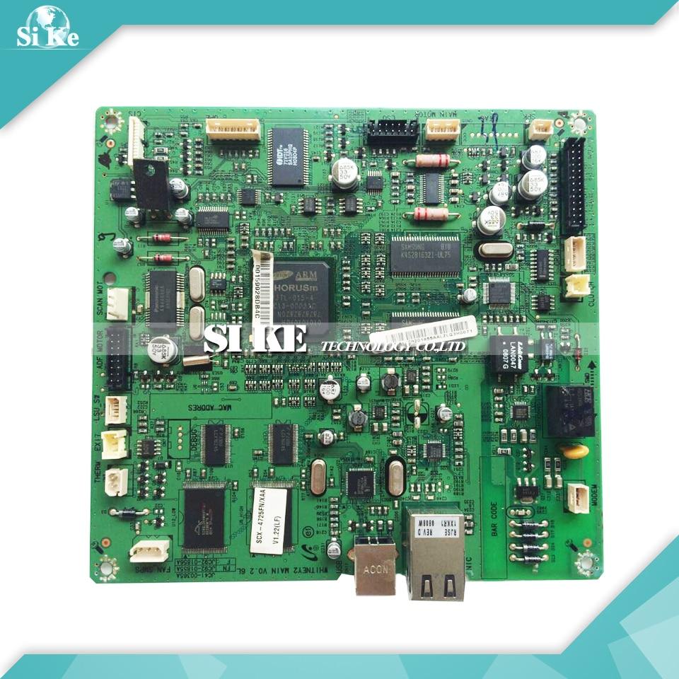 Laser Printer Main Board For Samsung SCX-4725FN SCX 4725FN 4725 SCX4725FN Formatter Board Mainboard Logic Board laser printer main board for samsung scx 4100 scx 4100 scx4100 formatter board mainboard logic board