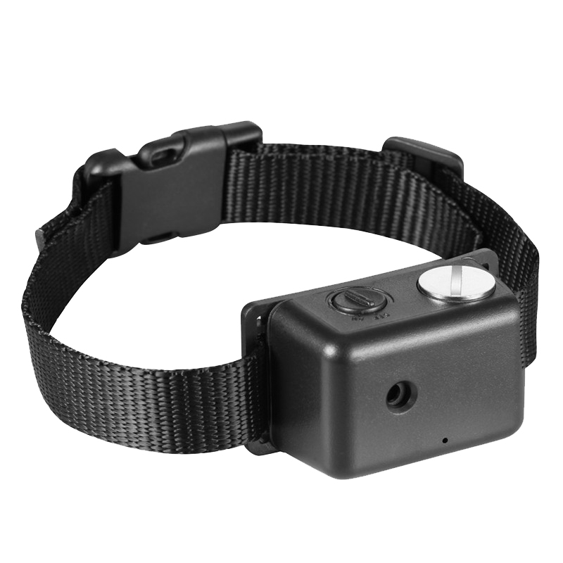 Pet products dog trianing collar waterproof light weight sonic bark control collar