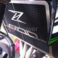 Para KAWASAKI Z800 2013 2014 2015 acessórios da grade de radiador guarda capa Protector