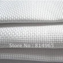 14 шт.(14 карат) 150X50 см Aida ткань для вышивки крестиком белый/красный/черный лучшее качество