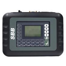 Univesal DC 12V SBB V46.02 Key Programmer Transponder Maker for Multi-Brand Cars hot стоимость
