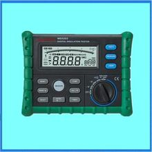 MASTECH MS5203 Высокоточный меггер цифровой измеритель сопротивления изоляции тестер мультиметр 10 г 1000 В Medidor De Aterramento