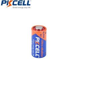Image 3 - 20Pcs/lot PKCELL Battery 6V 4LR44  L1325 PX28A 476A A544 28A Alkaline Battery Batteries Bateria