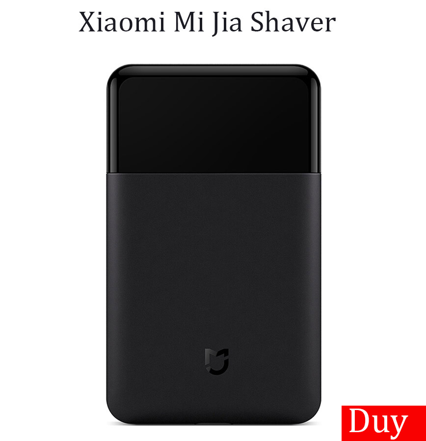 Original Xiaomi Mijia Men Electric Razor Portable Mini Smart Razor Fully Metal Body trimmer With Dattery for Mens Travel Razor (2)