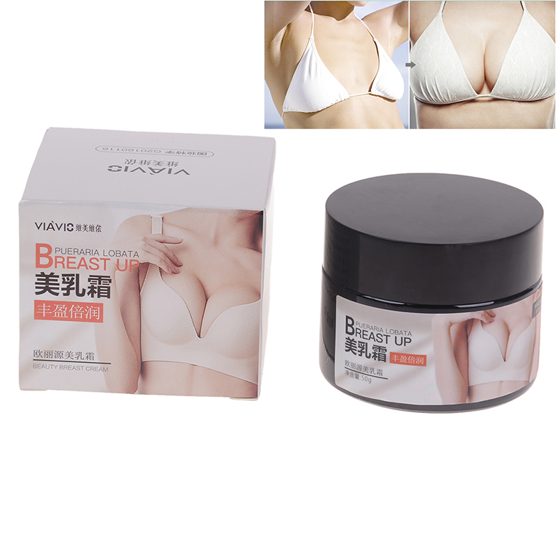 Bust Boost Boobs Breast Firmer Enlargement Firming Lifting Cream Fast Pueraria Creme Aumentar Os Seios Bigger Breast Cream