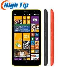 D'origine Lumia 1320 5MP GPS 1 GB RAM 8 GB ROM WIFI Bluetooth débloqué 3G Nokia 1320 6.0 pouce Windows Mobile Téléphone Livraison Gratuite