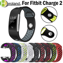 band straps bracelet for fitbit charge 2 Sport Silicone smart watch band for fitbit charge 2 Replacement Wristbands Accessories sport watch band strap for fitbit charge 2 band silicone strap for fitbit charge 2 bracelet smart wristbands accessories