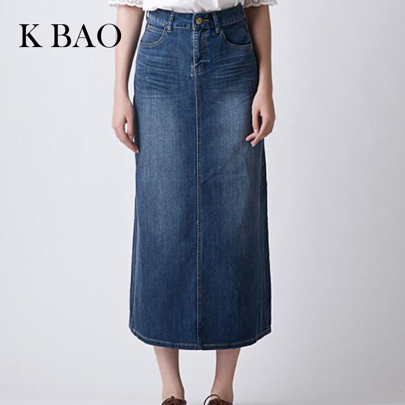 Popular Denim Skirt Plus Size-Buy Cheap Denim Skirt Plus Size lots ...