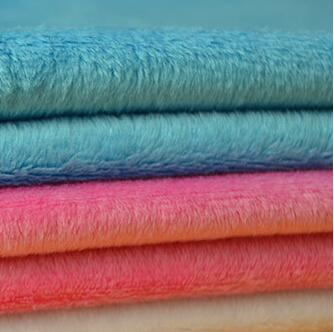 7abe6f2163 super soft fabric plush fleece fabric material for bedding