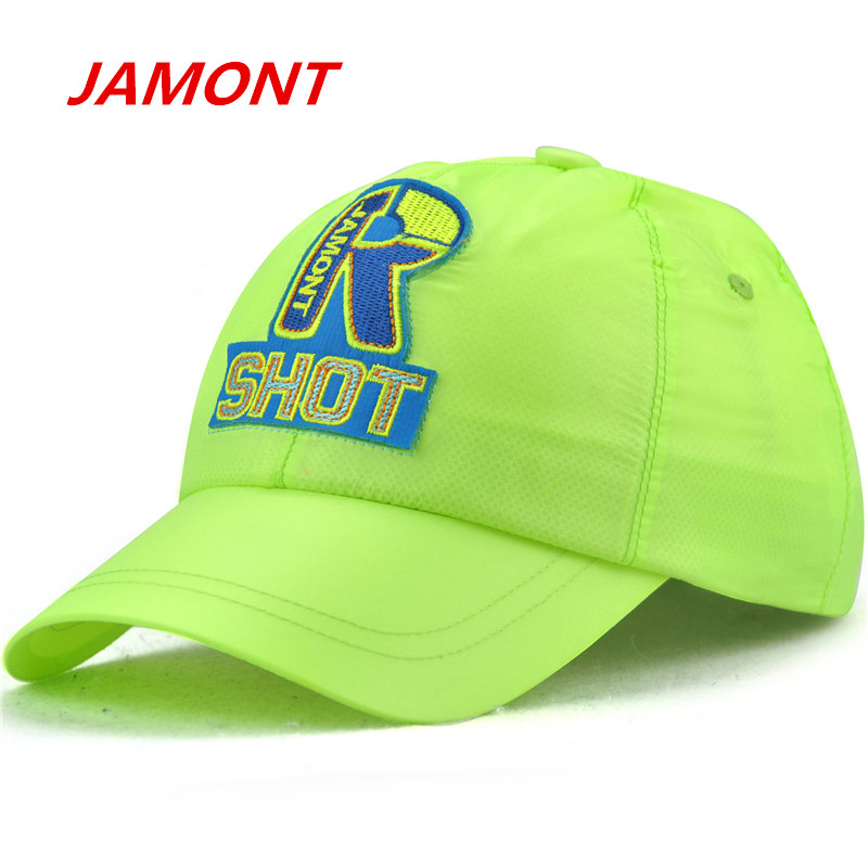 [JAMONT] children baseball caps boys quick dry summer sun hat girls snapback casquette breathable sunshade caps HJ11528-54 2016 korean superman batman children hip hop baseball cap summer sun hat breathable boys girls snapback caps