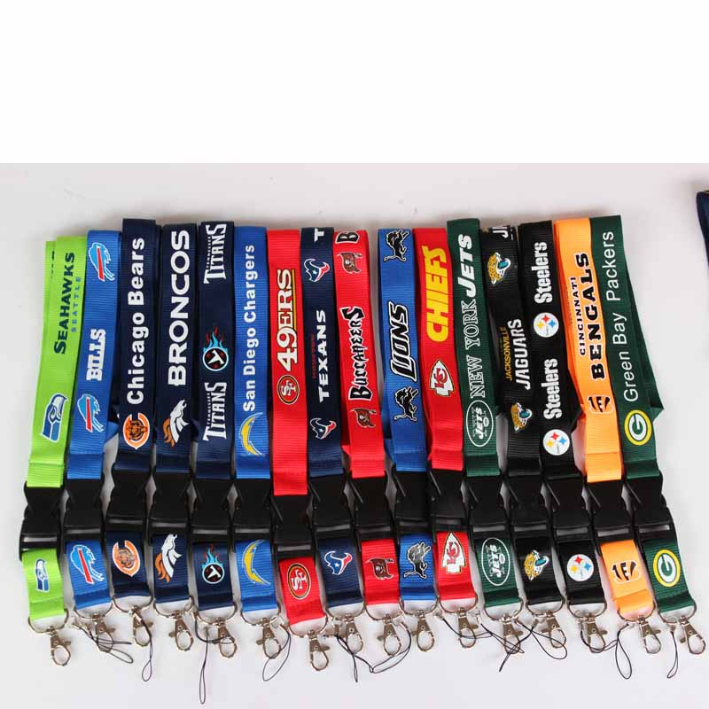 Keychain Lanyards Neck Strap Key Ring Keychain Lanyard For Keys USB Holder New DIY Hang Rope Lanyard For phones
