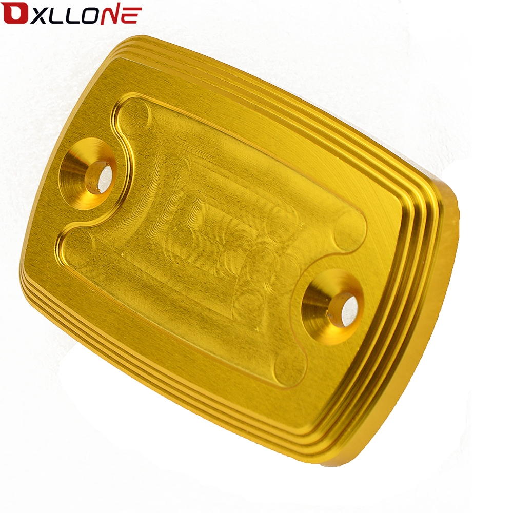Image 2 - CNC Motorcycle Brake Fluid Reservoir Cap oil cup For YAMAHA YZF R3 YZFR3 YZF R3 R300 YZF R25 YZFR25 YZF R25  R250 2015 2016-in Covers & Ornamental Mouldings from Automobiles & Motorcycles