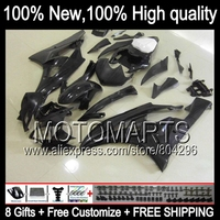 Body ALL Black Body For YAMAHA YZFR6 06 07 YZF 600 YZF R 6 YZF600 JK963