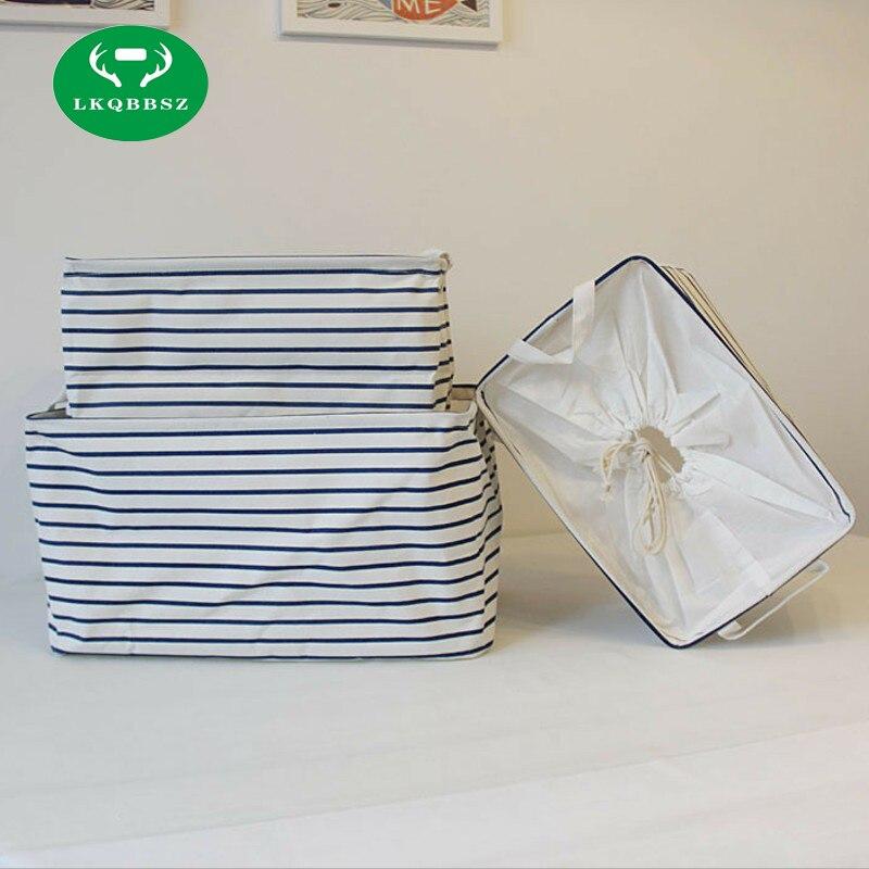Clothes Storage Box Home Sundries Organizer Case Organizer Clothing Cube Storage Baskets Bins Container Case