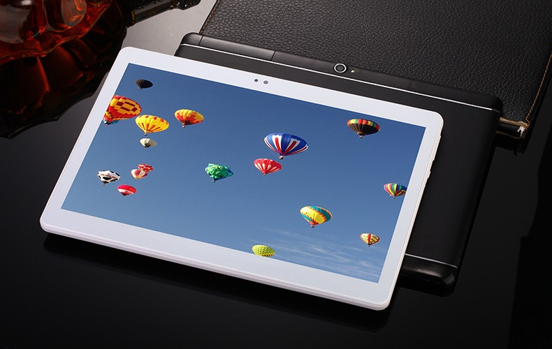 """DHL Free 10 inch Tablet PC MTK8752 Octa Core 4GB RAM 64GB ROM Android 7.0 GPS 3G 1280*800 IPS Tablet 10""""+Gifts 4"""