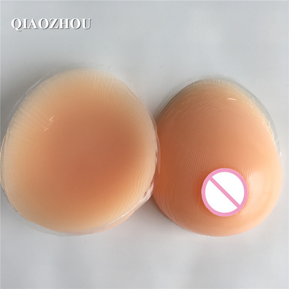 C cup 800g realistic silicone breast form transgender crossdressing fake boobs for man cosplay morgan cycle prancer sleigh