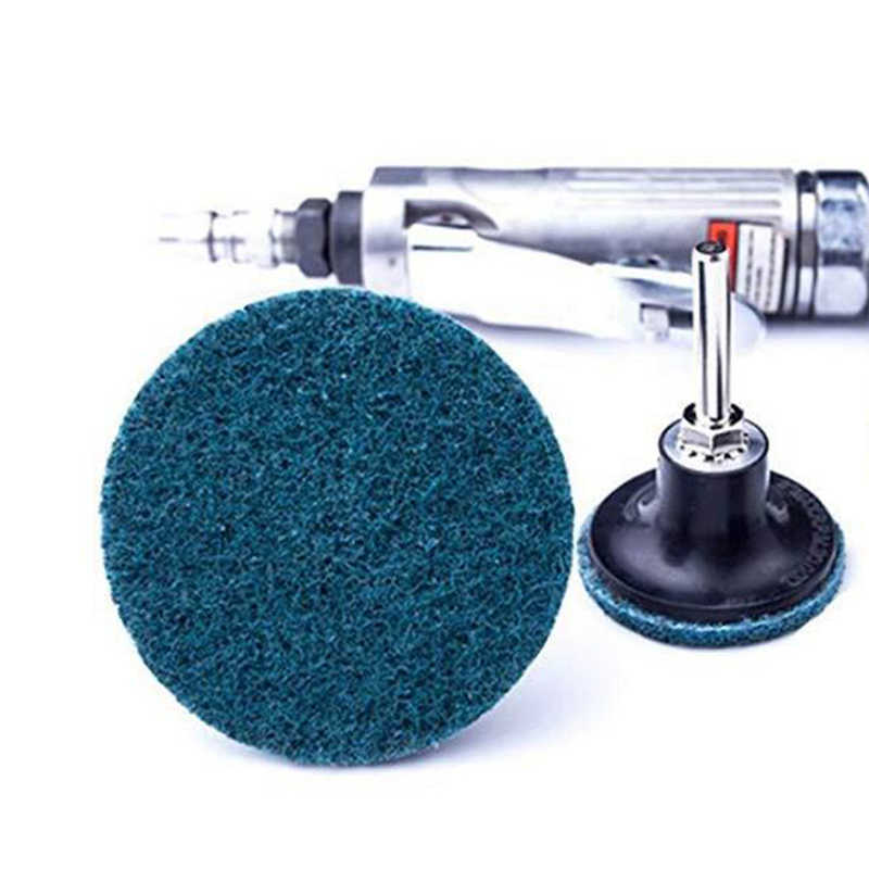 Botón de nailon PROSTOEMER, disco de arena giratorio de 2 pulgadas y 50MM para soldar coches, herramientas para el hogar