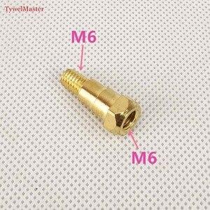 Image 5 - MB 24KD Torche De Soudage Consommables 35 pièces 0.8mm 1.0mm 1.2mm MIG Torche Gaz Buse de Gaz de Titulaire diffuseur de MIG MAG Machine De Soudage