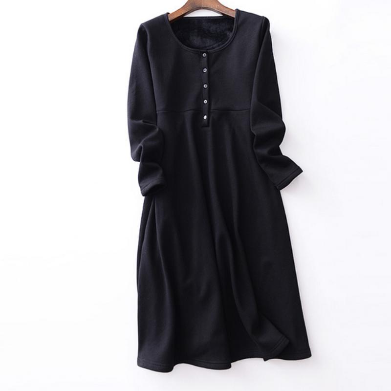 otoo invierno dress embarazada ropa de maternidad ropa para mujeres embarazadas vestidos de embarazo dress