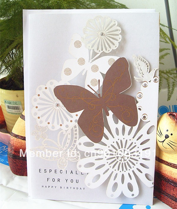 Big size birthday card laster engraving 3 folds hollow out 8 big size birthday card laster engraving 3 folds hollow out 8 patterns mixed gift card bird flower love heart greeting card on aliexpress alibaba group bookmarktalkfo Gallery