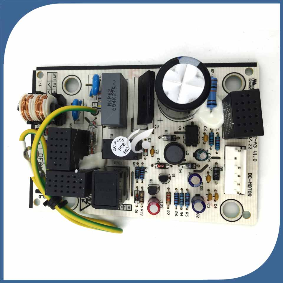 new good working for air conditioner pc board circuit board 30135340 motherboard W52535C GRJW52 A3-in Air Conditioner Parts from Home Appliances    1