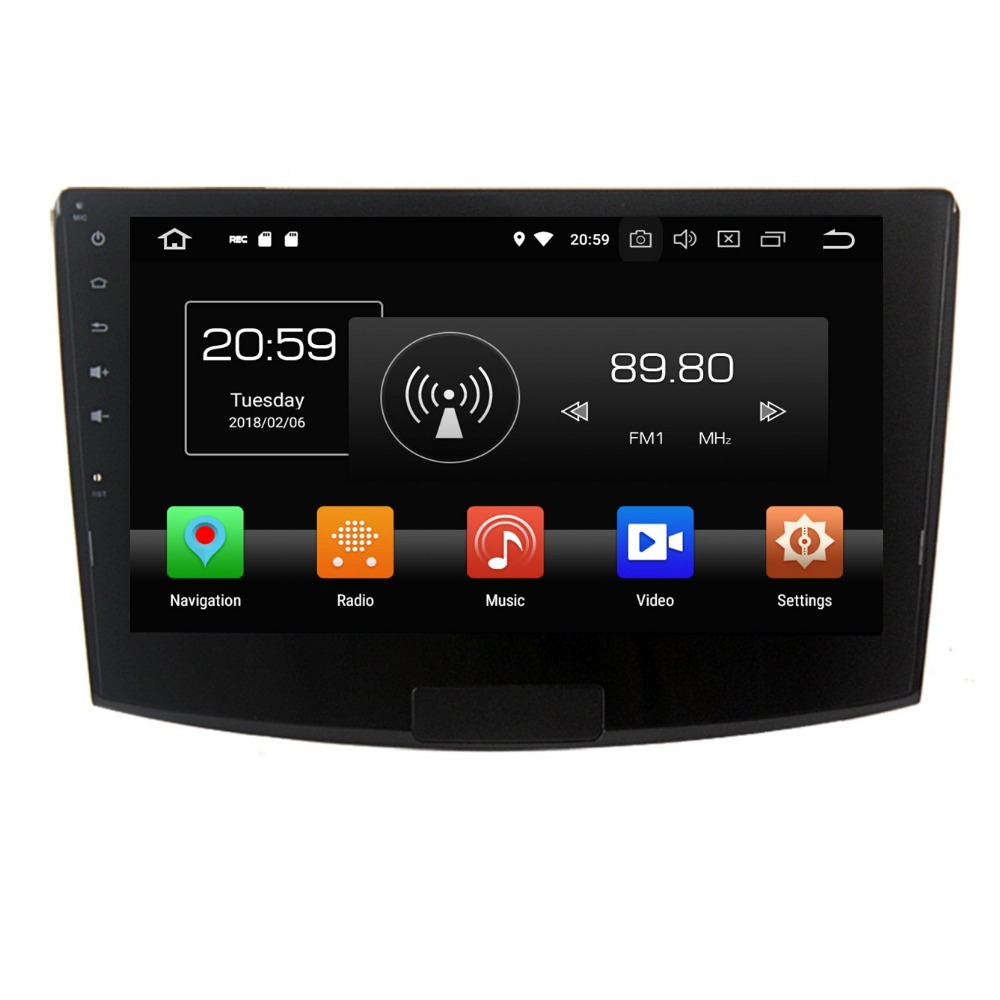 4GB 32GB Octa Core 10 1 Android 8 0 Car Audio DVD Player for VW Volkswagen