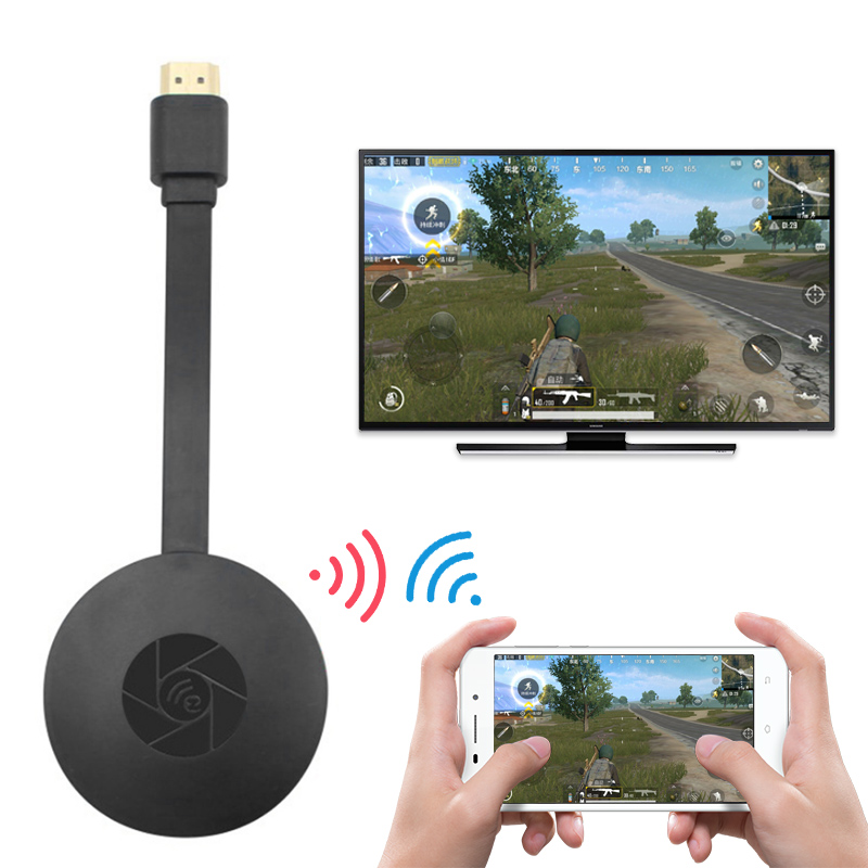 Mini PC Tv-Stick Tv-Dongle Dvb-T2 Netflix Youtube Apple Miracast Android for Ios Better title=